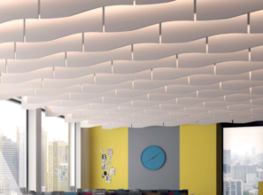Armstrong Soundscapes 174 Shapes Acoustical Clouds Ceiling