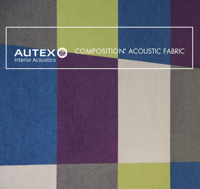 Autex Composition 174 Acoustic Fabric Ceiling Distributors