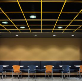 Armstrong Peakform White Prelude Tee Bar Grid Ceiling