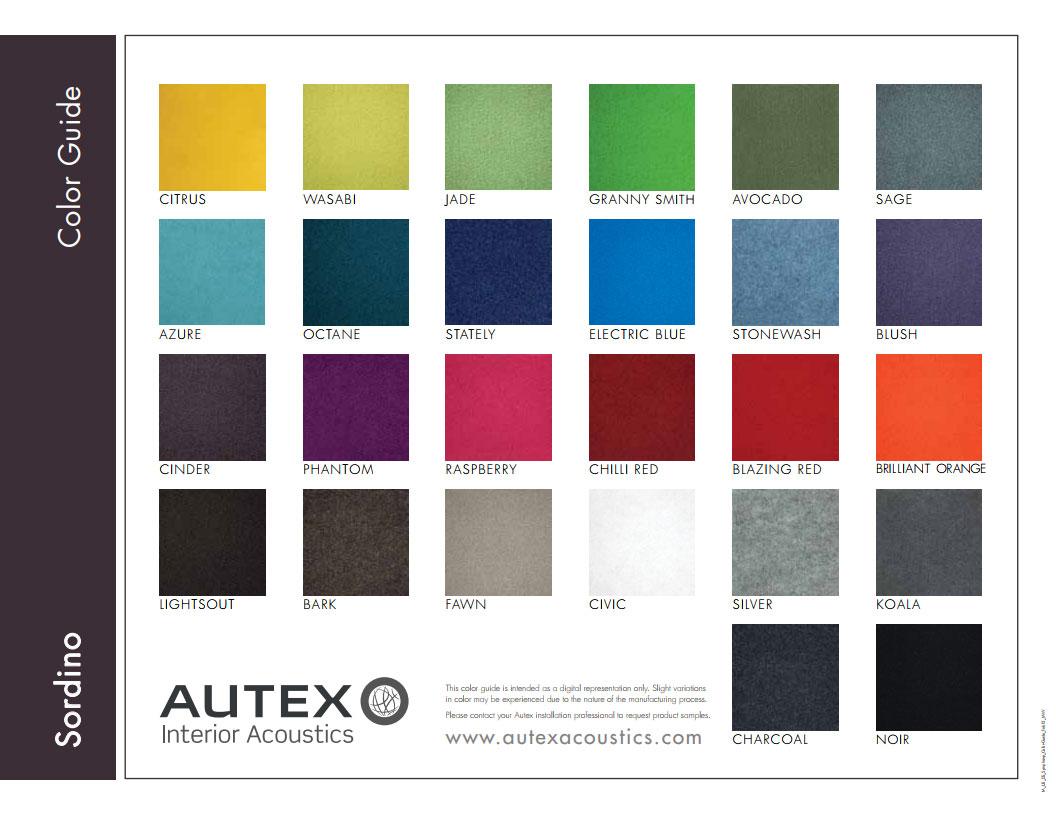 Autex Symphony Ceiling Distributors