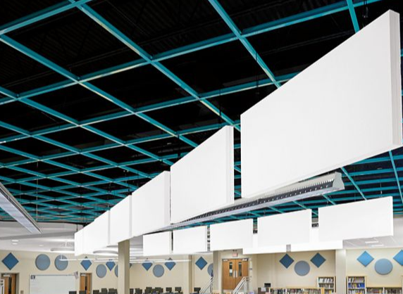 Armstrong Peakform Coloured Grid Ceiling Distributors